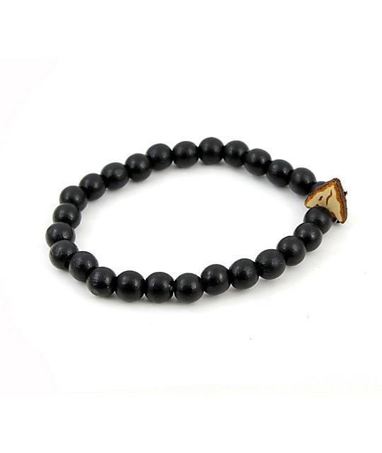 Goodwood Nyc Arrow Head Black Bracelet