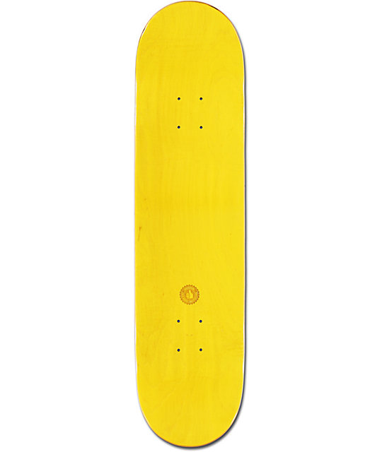 "Goodwood Pictograph 8.0""  Skateboard Deck"