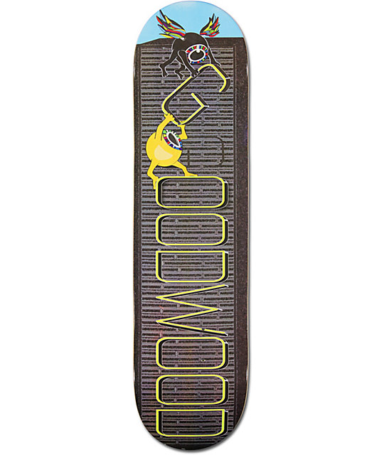 "Goodwood Thief 8.0""  Skateboard Deck"