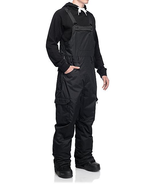 a0298c506f3 Grenade Deadfall Bib 10K Snowboard Pants