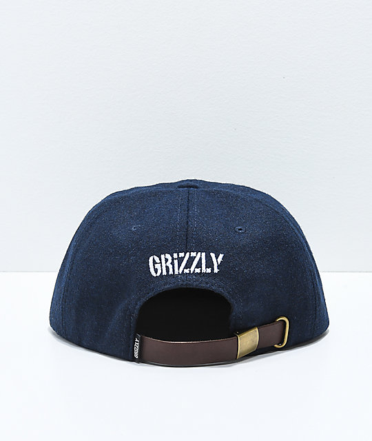 Grizzly Antique OG Bear gorra strapback
