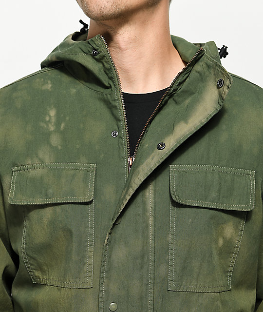 Grizzly Forester Dyed Camo Jacket