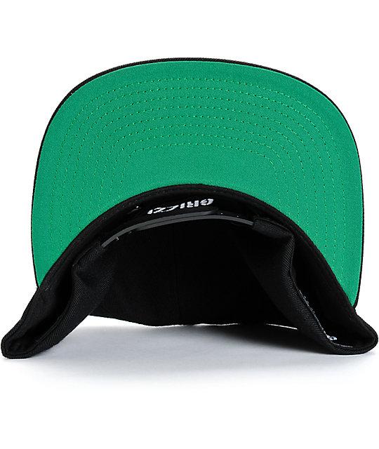 ... Grizzly OG Bear Tie Dye Snapback Hat eb3525250c7