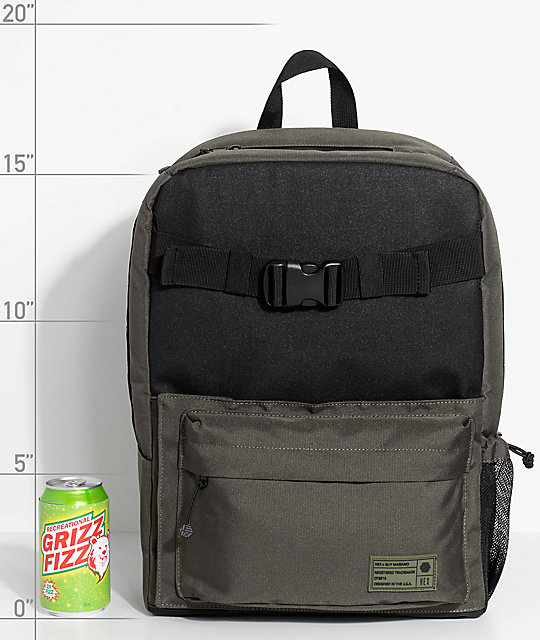 c7395e342d ... HEX Guy Mariano Fatigue Skate Backpack