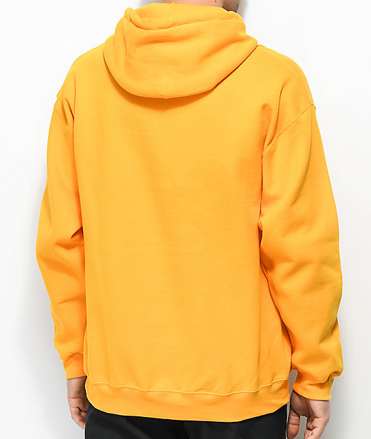 HSTRY Phone Call Gold Hoodie