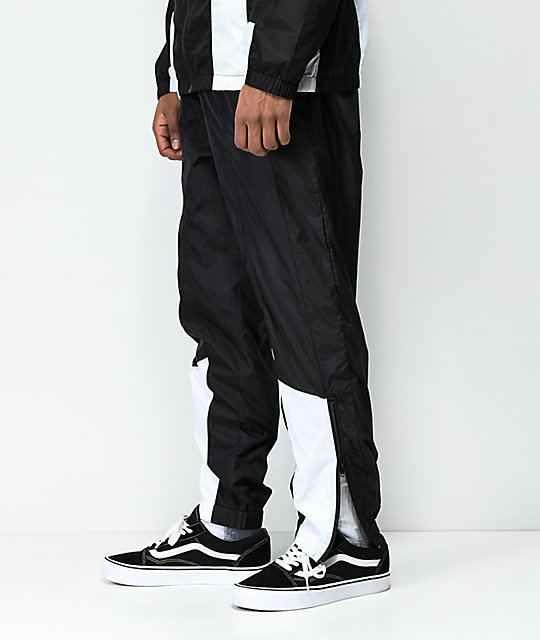 HUF Arena Black Track Pants