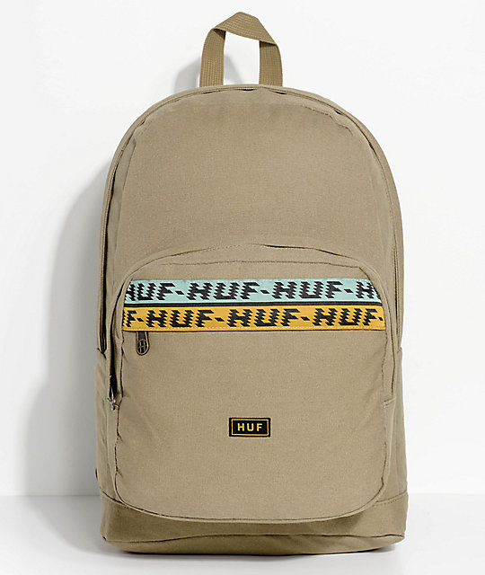 HUF Canvas Utility Backpack