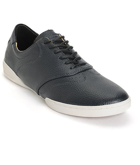 ec54ade1d8 HUF Dylan Leather Skate Shoes