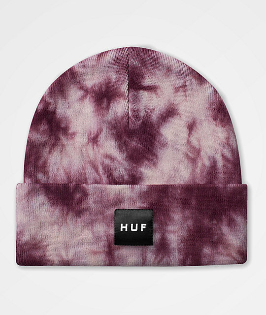cb012a45273 HUF Frost Washed Port Royal Beanie