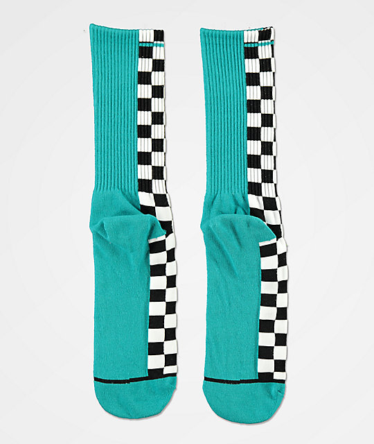 HUF Grand Prix Tropical calcetines verdes