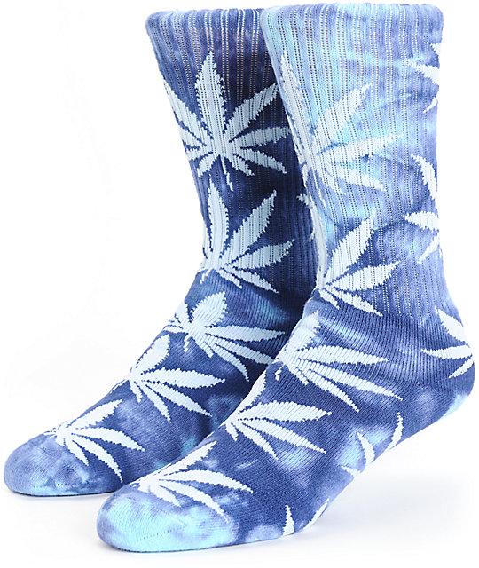 735a5f025c HUF Plantlife Tie Dye Crew Socks