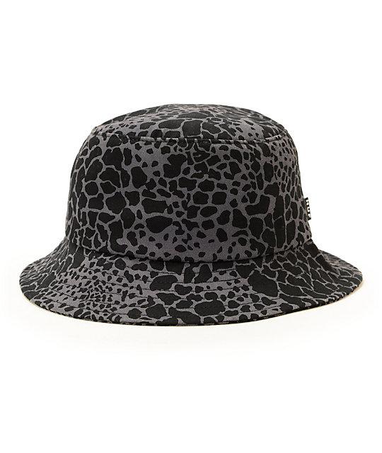 1de60d3b1a5 HUF Shell Shock Camo Bucket Hat