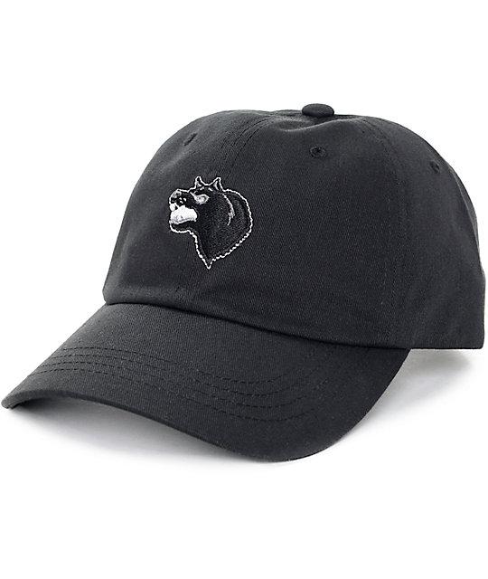 531b89355f803 HUF Wolf Black Dad Hat
