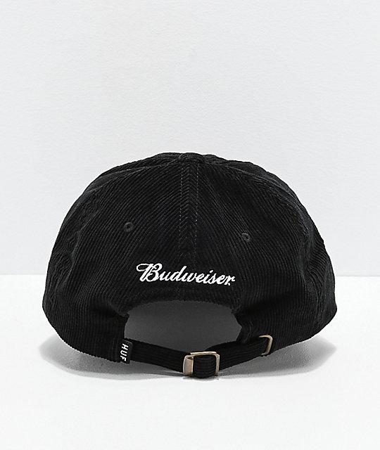 7517463308406 ... HUF x Budweiser gorra negra