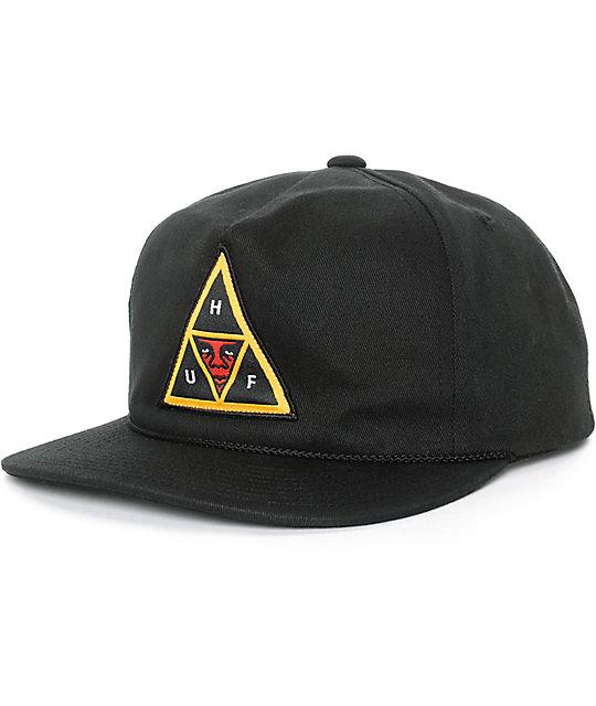 HUF x Obey Snapback Hat  883d1b7c85ef