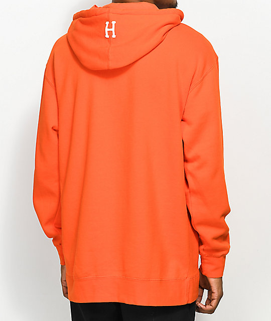 HUF x South Park Kenny Orange Hoodie