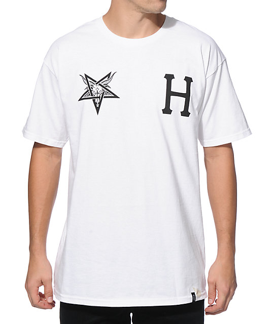 huf x thrasher t shirt