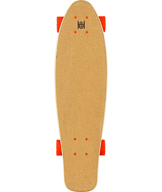 "Habitat Bloom Cork 27""  Cruiser Complete Skateboard"