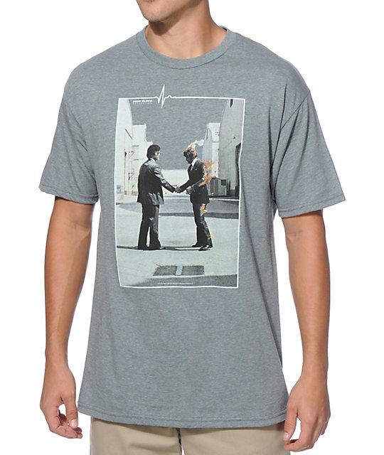 d8e9cbf0 Habitat x Pink Floyd Wish You Were Here T-Shirt   Zumiez