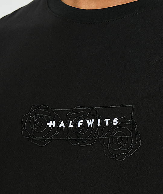 Halfwits Rosy Black Knit Shirt