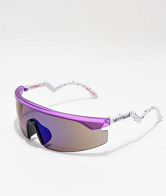 57f5454951 Happy Hour Accelerators Figgy Stardust Sunglasses