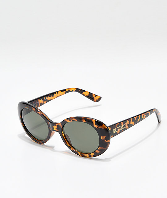 Happy Hour Beach Party Tortoise Sunglasses