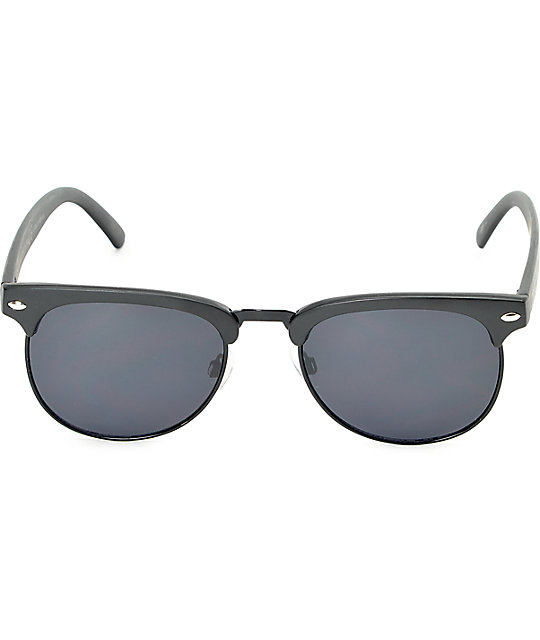 Happy Hour G2 gafas de sol en negro mate