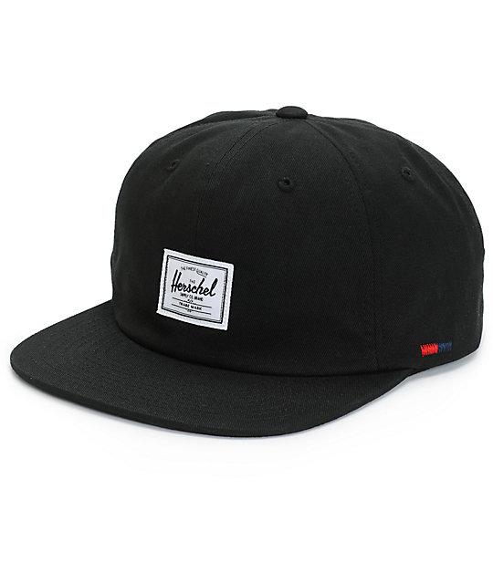 ee0b348ffa1 Herschel Supply Co. Albert Strapback Hat