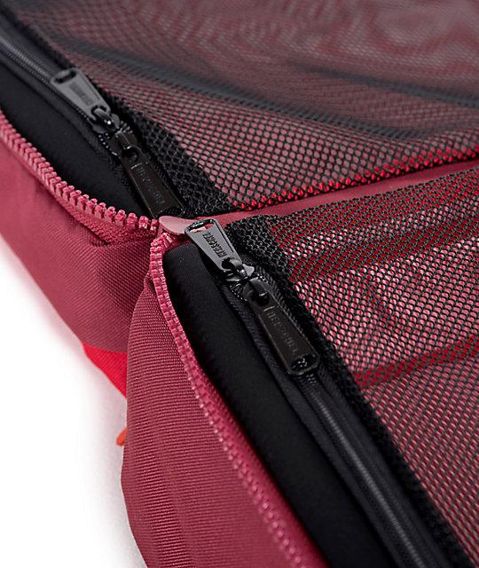 8779ab8545 Bowen Red   Burgundy Travel Duffle Bag  Herschel Supply Co. Bowen Red    Burgundy Travel Duffle Bag