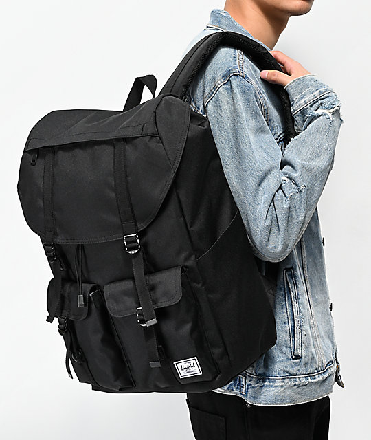 Herschel Supply Co. Buckingham mochila negra