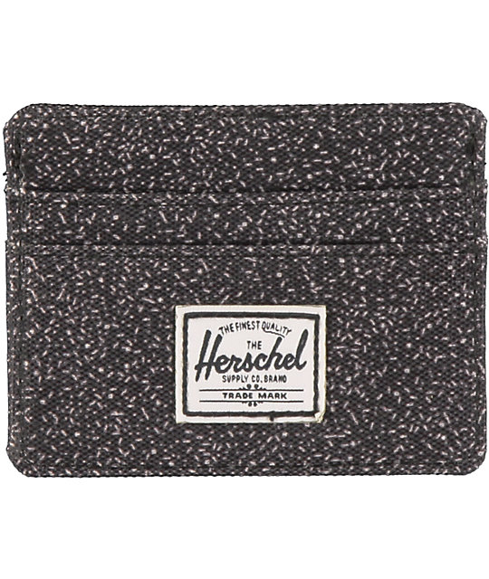 Herschel Supply Co. Charlie Speckled Cardholder Wallet