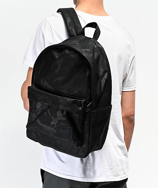 436c06f2aac Classic XL Delta Black Camo Backpack  Herschel Supply Co. Classic XL Delta  Black Camo Backpack