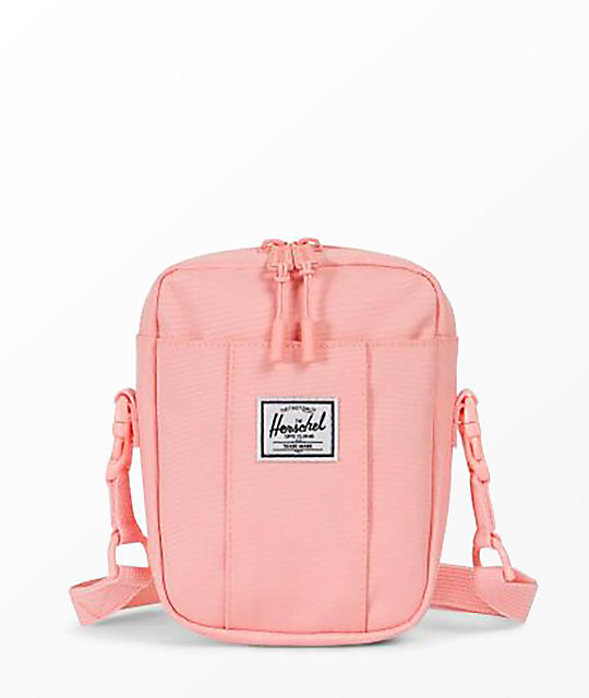 Herschel Supply Co. Cruz Peach Crossbody Bag  c341533724cfb
