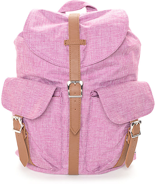 c39c1841325e Herschel Supply Co. Dawson Fuchsia 10.75L Rucksack Backpack