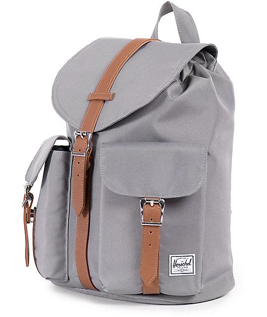 4187977cd9f Dawson Grey 13L Rucksack Backpack  Herschel Supply Co. Dawson Grey 13L  Rucksack Backpack ...