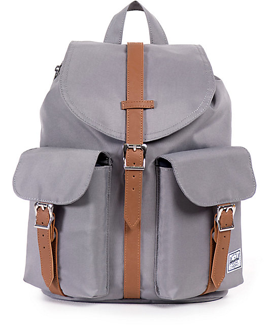 d12e988e47a Herschel Supply Co. Dawson Grey 13L Rucksack Backpack