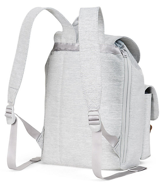 78ba5e98c08 Dawson Light Grey Crosshatch 13L Backpack  Herschel Supply Co. Dawson Light  Grey Crosshatch 13L Backpack ...