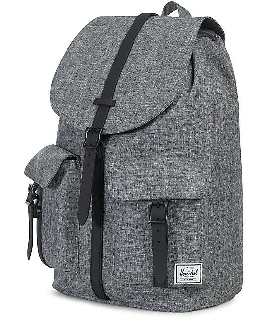 ff75b0477baa Dawson Ravens Crosshatch 20.5 L Rucksack Backpack  Herschel Supply Co. Dawson  Ravens Crosshatch 20.5 L Rucksack Backpack