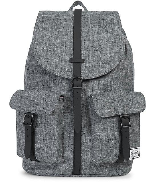 35744ec63af2 Herschel Supply Co. Dawson Ravens Crosshatch 20.5 L Rucksack Backpack