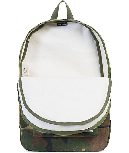 Herschel Supply Co. Daypack 24.5L mochila camuflada