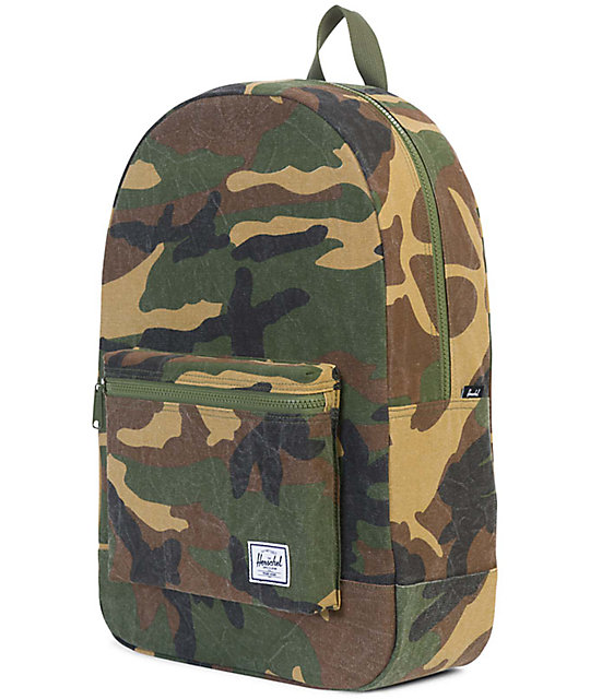 Herschel Supply Co. Daypack Camo 24.5L Backpack