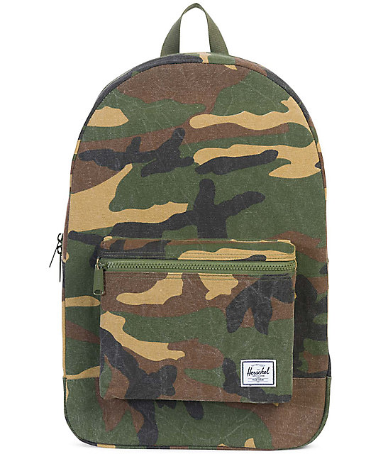 Herschel Supply Co Daypack Camo 24 5l Backpack