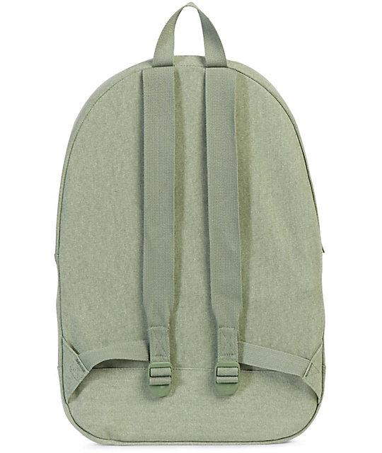 27f07de062d52 Daypack Deep Lichen Green Backpack  Herschel Supply Co. Daypack Deep Lichen  Green Backpack ...