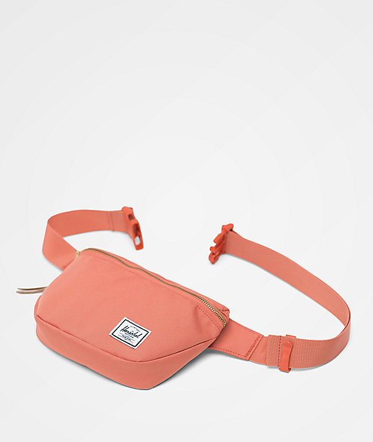 Herschel Supply Co. Fifteen Apricot Brandy Peach Fanny Pack