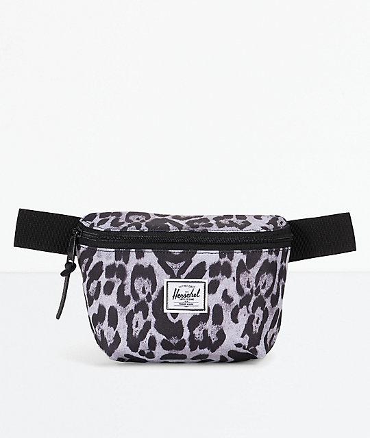 c2e87d78bc69 Herschel Supply Co. Fourteen Snow Leopard Fanny Pack | Zumiez.ca