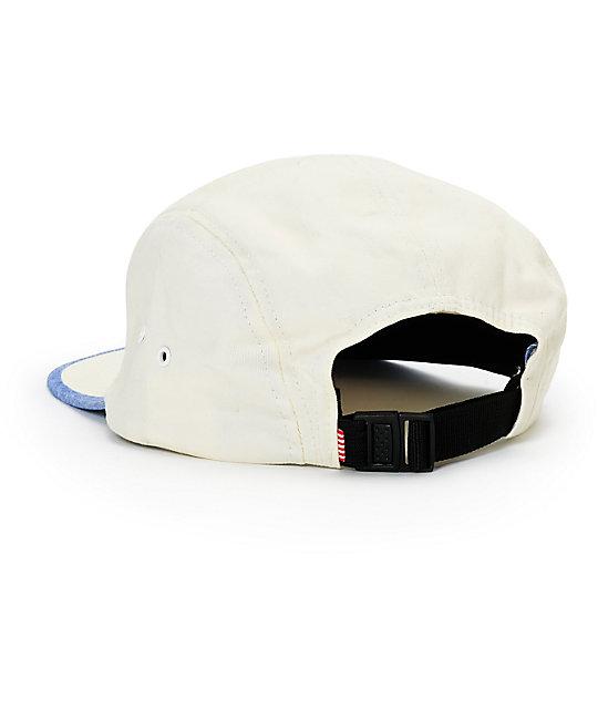 dcff231da3a Glendale 5 Panel Hat  Herschel Supply Co. Glendale 5 Panel Hat ...