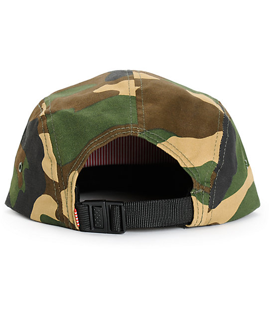 7b8b9d2b28b ... best price glendale woodland camo 5 panel hat herschel supply co.  glendale woodland camo 5
