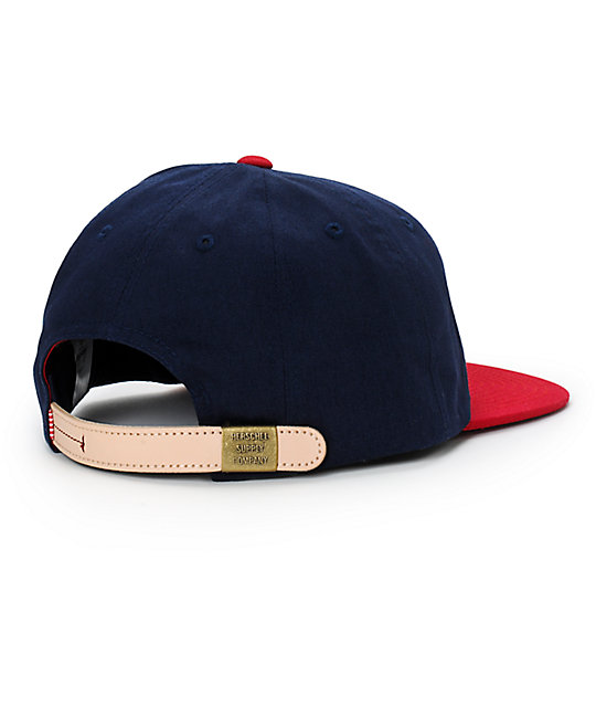 Herschel Supply Co. Glenwood Strapback Hat