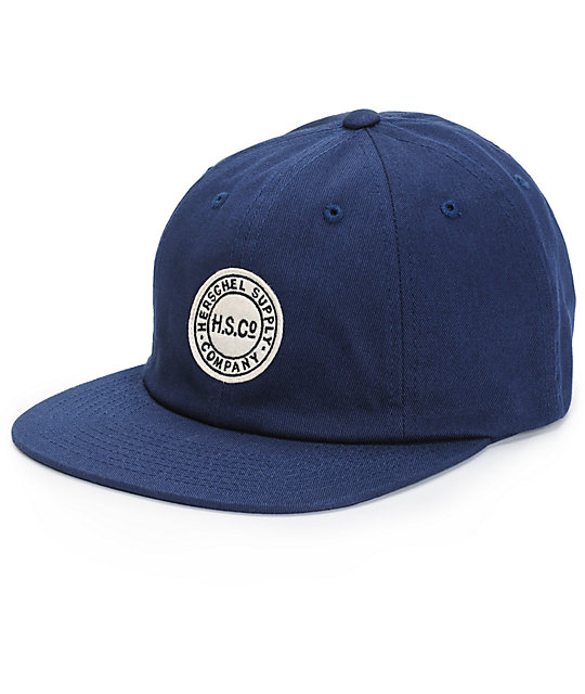 1a28e8bfc87 Herschel Supply Co. Glenwood Strapback Hat