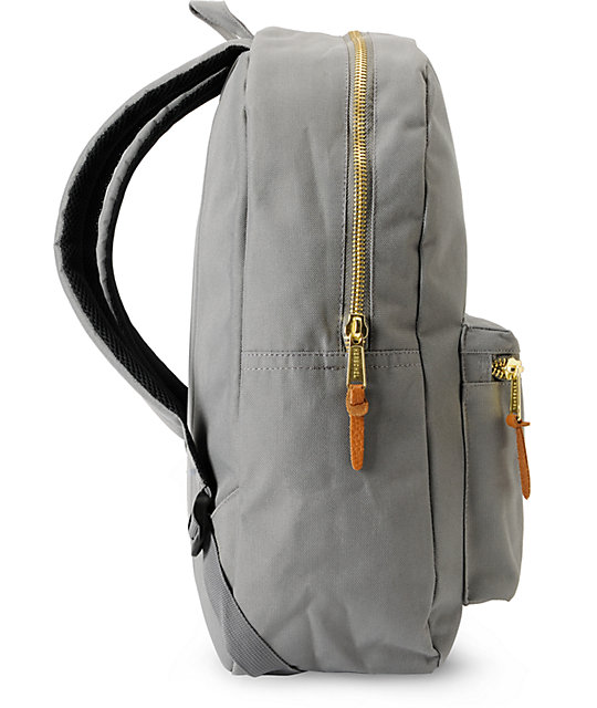 Herschel Supply Co. Grey Settlement Backpack